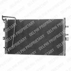 Chłodnica klimatyzacji - skraplacz DELPHI TSP0225151