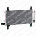 Chłodnica klimatyzacji - skraplacz DELPHI TSP0225528