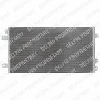 Chłodnica klimatyzacji - skraplacz DELPHI TSP0225534