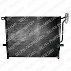 Chłodnica klimatyzacji - skraplacz DELPHI TSP0225547