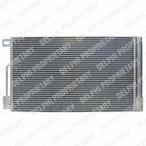 Chłodnica klimatyzacji - skraplacz DELPHI TSP0225552