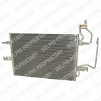 Chłodnica klimatyzacji - skraplacz DELPHI TSP0225566