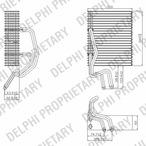 Parownik klimatyzacji DELPHI TSP0525177