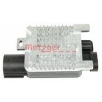 Sterownik wentylatora elektryczny (chłodzenie silnika) METZGER 0917038
