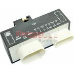 Sterownik wentylatora elektryczny (chłodzenie silnika) METZGER 0917284