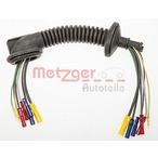Zestaw naprawczy do przewodów, tylna pokrywa METZGER 2320063