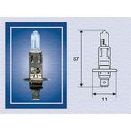 Żarówka reflektora dalekosiężnego MAGNETI MARELLI 002551100000