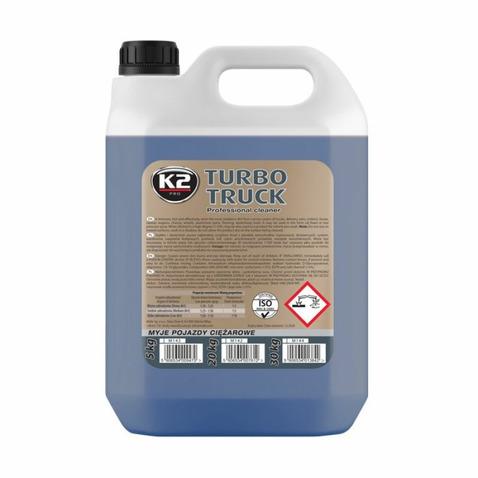 Koncentrat do mycia aut ciężarowych K5 Turbo Truck 5 kg K2 M143