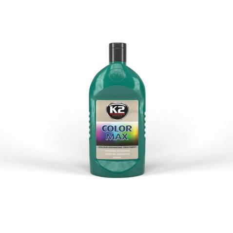 Wosk K2 500 ml (ciemny zielony) K2 K025CZ