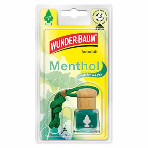 Zapach buteleczka WUNDER-BAUM (mięta) WUNDER-BAUM 23-159