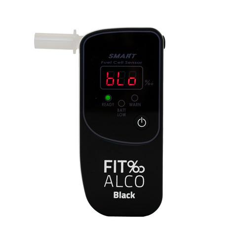 Tester trzeźwości - alkomat FITalco Black FITALCO FITALCO_BLACK