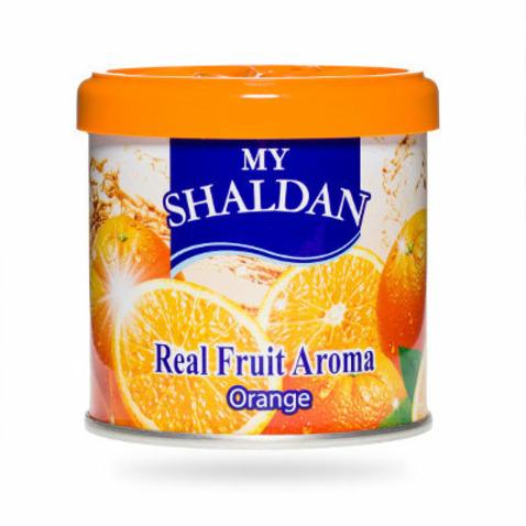 Zapach w formie żelu MY SHALDAN 80g (pomarańcza) AMTRA 90-001