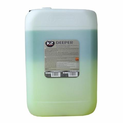 Preparat dwuskładnikowy do mycia K2 Diper 25 kg K2 M202