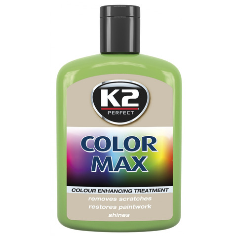 Mleczko koloryzujące K2 Color Max (jasnozielone) 200 ml K2 K020JZ
