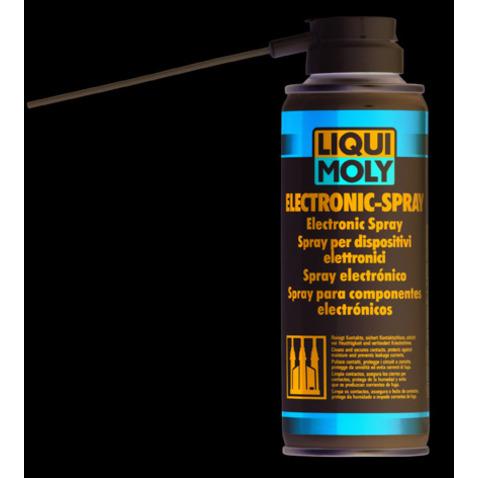 Preparat do czyszczenia i konserwacji połączeń elektrycznych LIQUI MOLY Elektronic Spray 200 ml LIQUI MOLY 3110