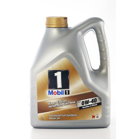 Olej MOBIL 1 FS 0W40 4 litry