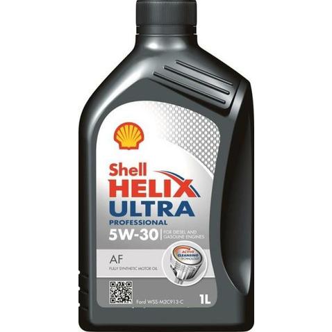 Olej SHELL Helix Ultra Professional AF 5W30 1 litr SHELL 5W30/1/ULTRAPROAF