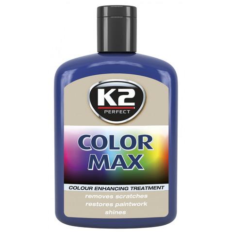 Mleczko koloryzujące K2 Color Max (niebieskie) 200 ml
