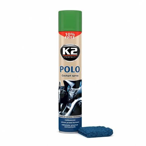 Spray do kokpitu K2 Polo Cocpit 750 ml (sosna)