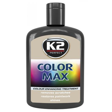 Mleczko koloryzujące K2 Color Max (czarne) 200 ml K2 K020CA