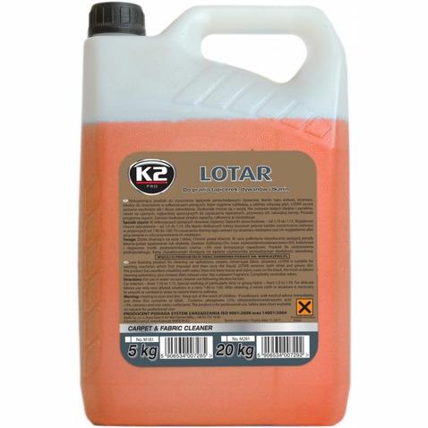 Środek do czyszczenia tapicerki Lotar 5 kg