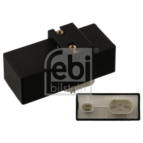 Sterownik wentylatora elektryczny (chłodzenie silnika) FEBI BILSTEIN 39739