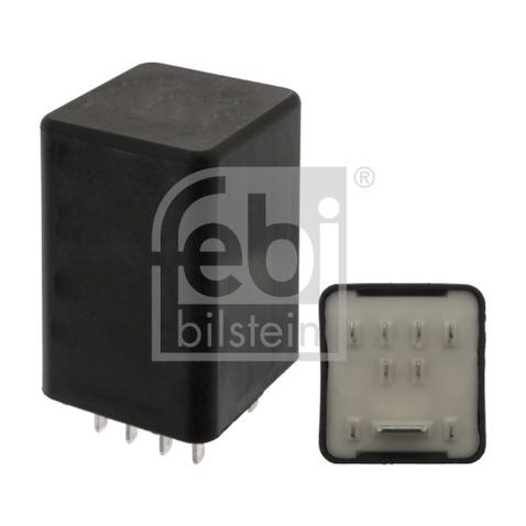 Przekaźnik układu ogrzewania wstępnego FEBI BILSTEIN 49580
