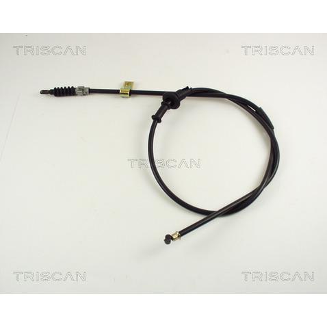 Linka hamulca postojowego TRISCAN 8140 27130