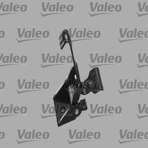 Zamek pokrywy komory silnika VALEO 256396