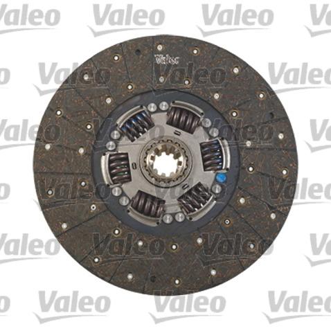 Tarcza sprzęgła VALEO 807522