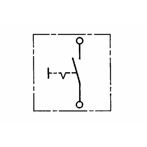 Wyłącznik główny, akumulator BOSCH 0 341 002 003