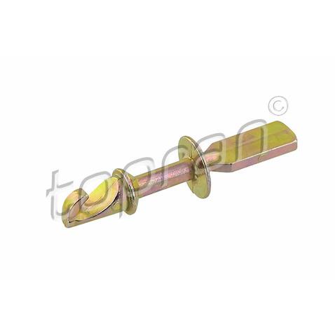 Sterowanie klamką drzwi TOPRAN 109 723