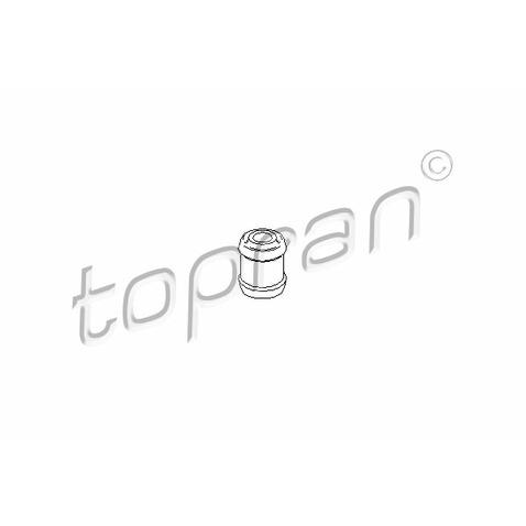 Zawieszenie, przekładnia kierownicza TOPRAN 108 771