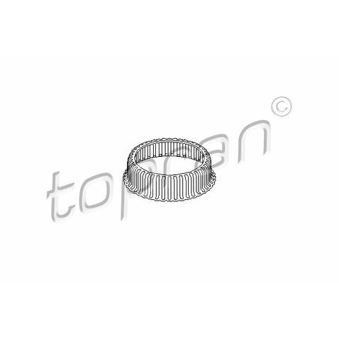 Pierścień czujnika ABS TOPRAN 109 113