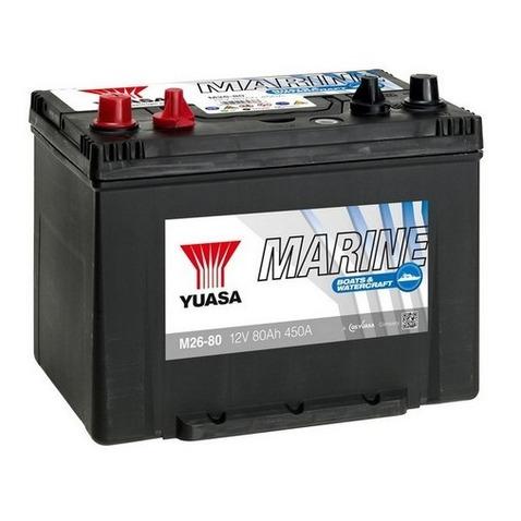 Akumulator YUASA M26-80