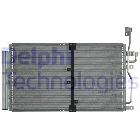 Chłodnica klimatyzacji - skraplacz DELPHI CF20276