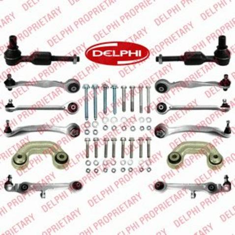 Wahacze - kompletny zestaw naprawczy DELPHI TC1300KIT