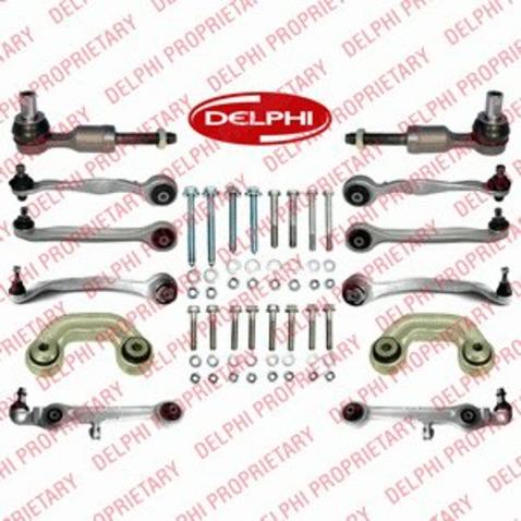 Wahacze - kompletny zestaw naprawczy DELPHI TC1400KIT